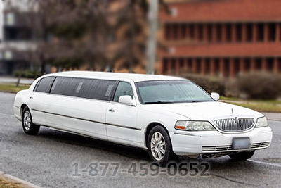 Lincoln Stretched Town Car