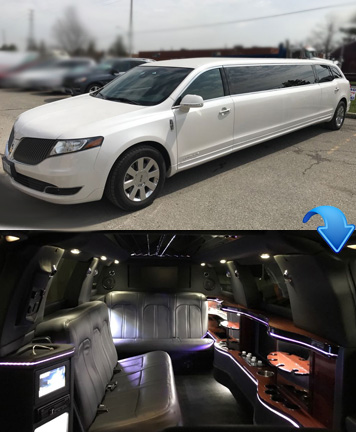 Toronto-Wedding-Limo